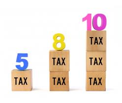 消費税率引き上げに関する対応のお知らせ