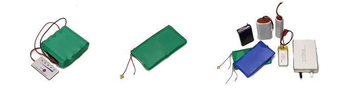 リチウム組電池