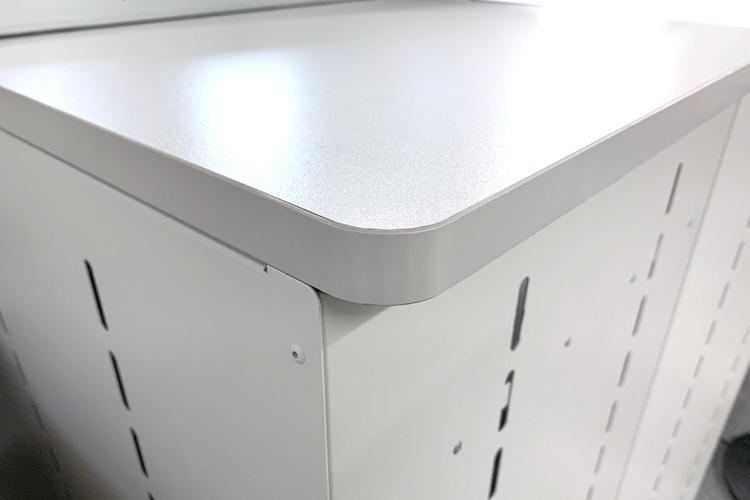 タブレット充電保管庫 木製天板